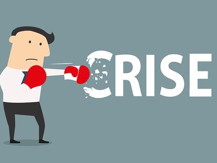 Sugestões para vencer a crise