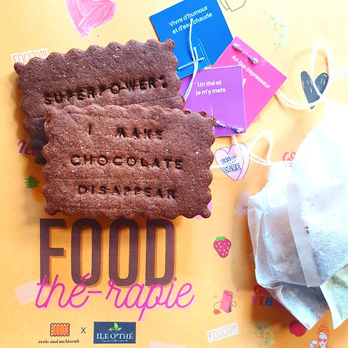 La Food Thé-rapie box