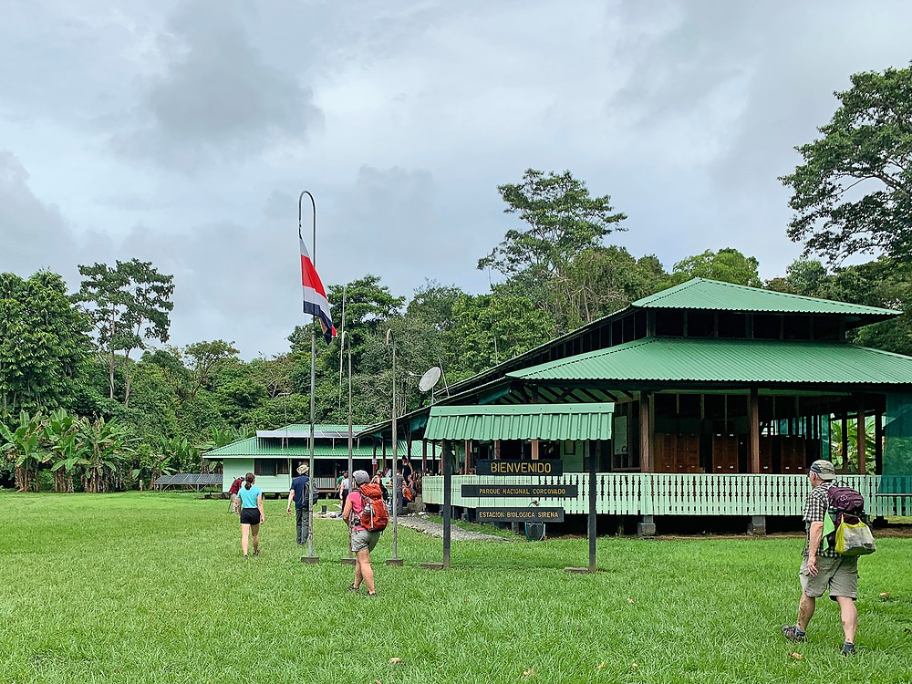 Sirena Ranger Station, Corcovado National Park, Costa Rica