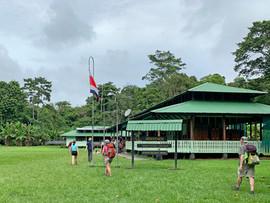Sirena Ranger Station, Corcovado Jungle