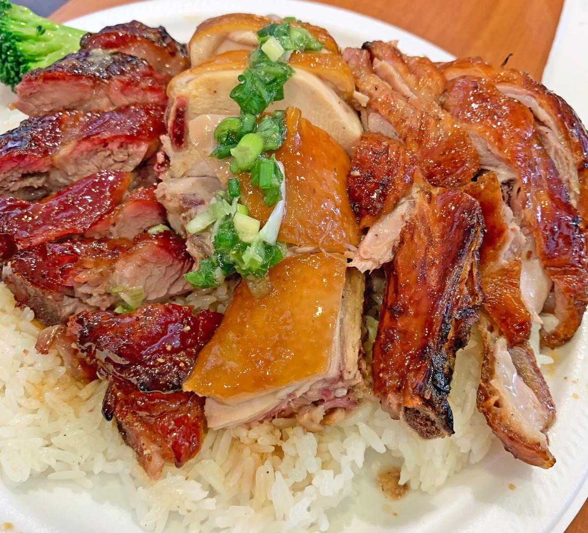 Three Meats