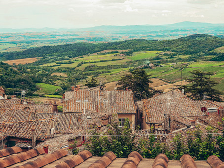 Montepulciano: Medeival-Renaissance Tuscany