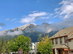The Town Of Canmore