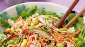 Asian Rice Salad