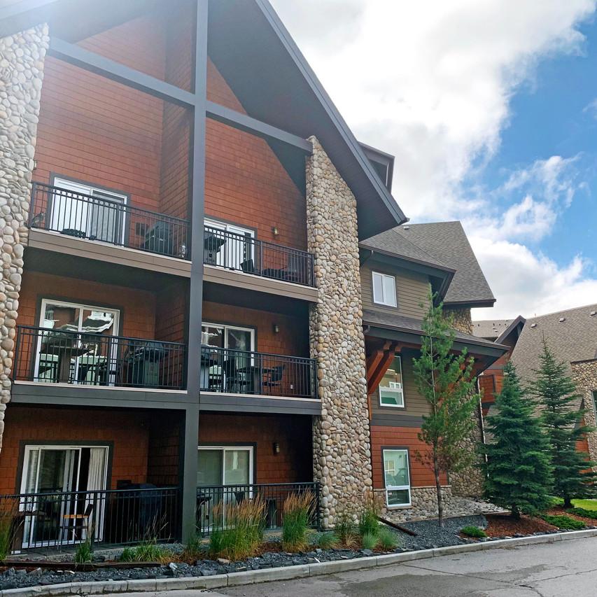 Grand Rockies Resort - Canmore, Alberta
