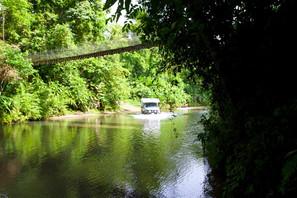 The Road to Drake Bay
