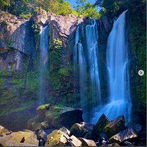 Nuayaca Waterfall