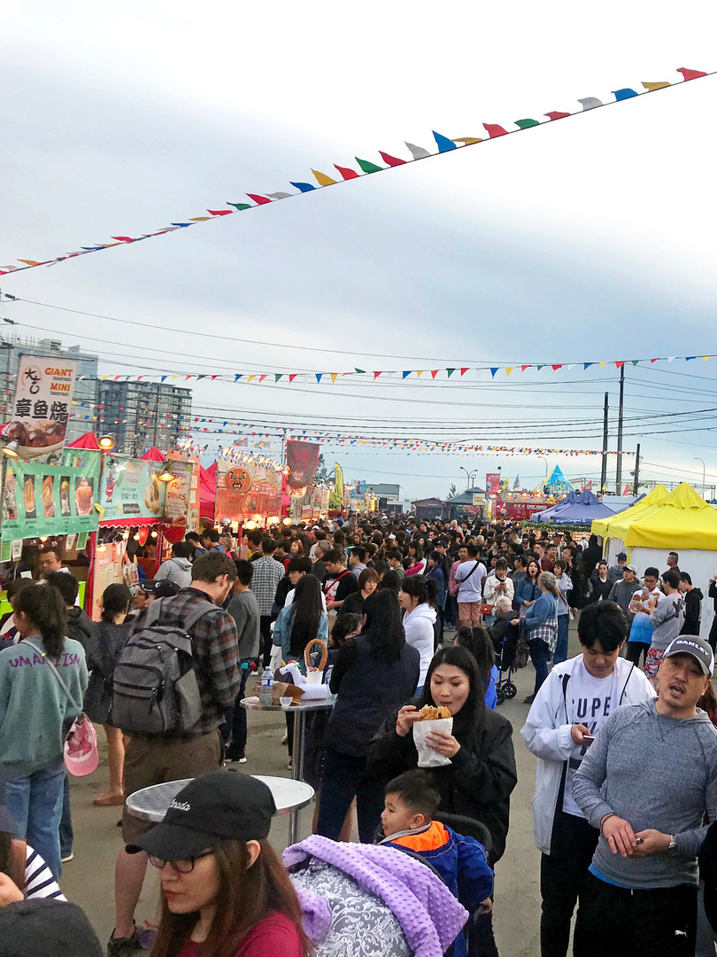 The Vancouver Night Market