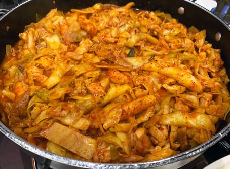 Hancook Cheese Dakgalbi