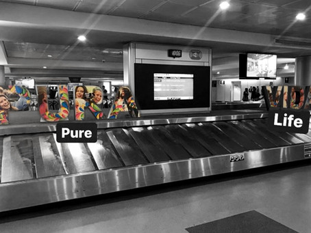 San Jose Airport, Costa Rica