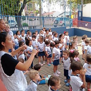 Grupo de Oração - Ed. Infantil