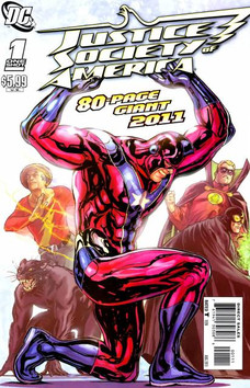 Justice Society of America - DC Comics