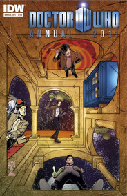 Doctor Who - IDW