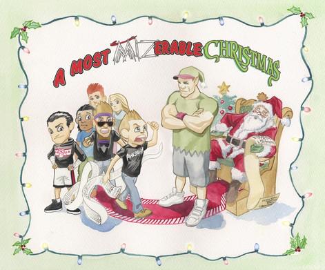 A Most Mizerable Christmas - Brady Games