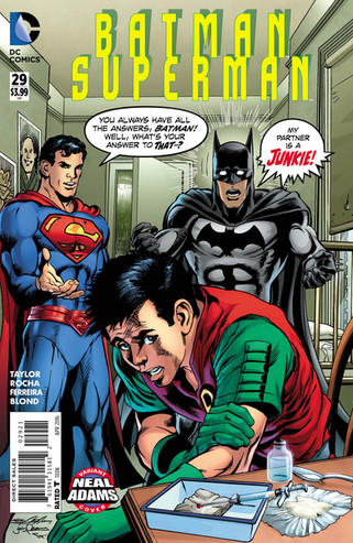Batman/Superman - DC Comics