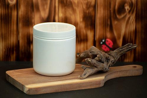 Contenant Blanc 500 ml