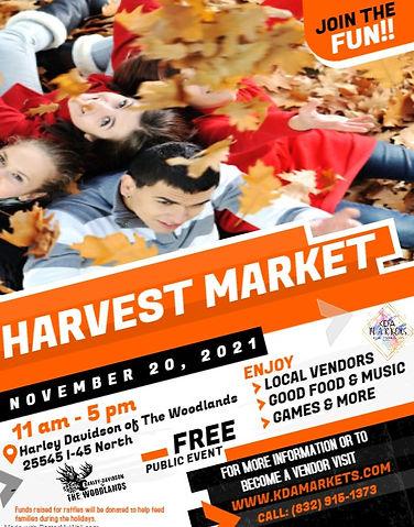 Harvest Market Flyer - Harley Davidson of the Woodlands.jpg