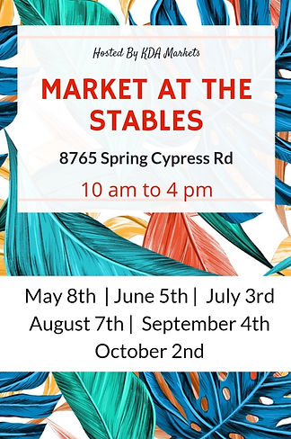 Oficial Annual Flyer - Market at the Sta