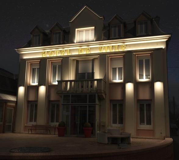 Mairie de Beuzeville
