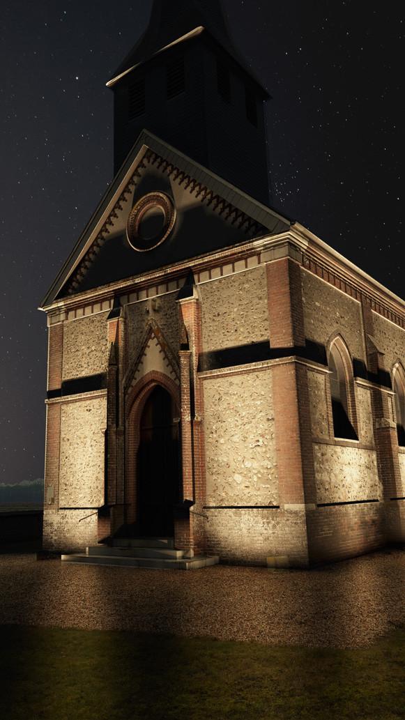 Eglise Mesnil-Fuguet