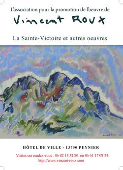 AFFICHE Sainte-Victoire 11