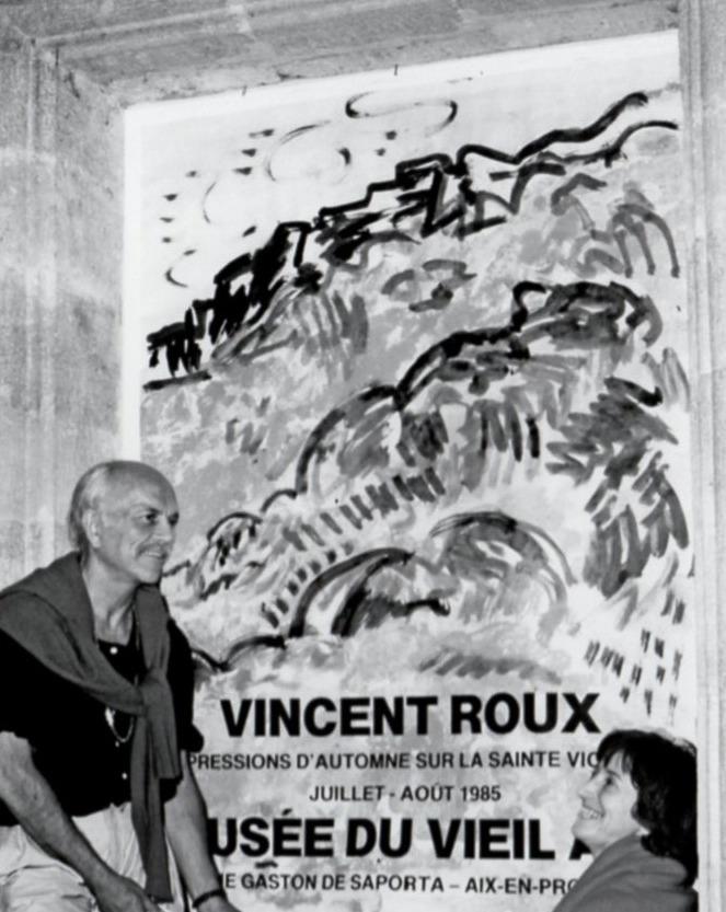 Vincent ROUX et Michèle CORNUT-CARAL