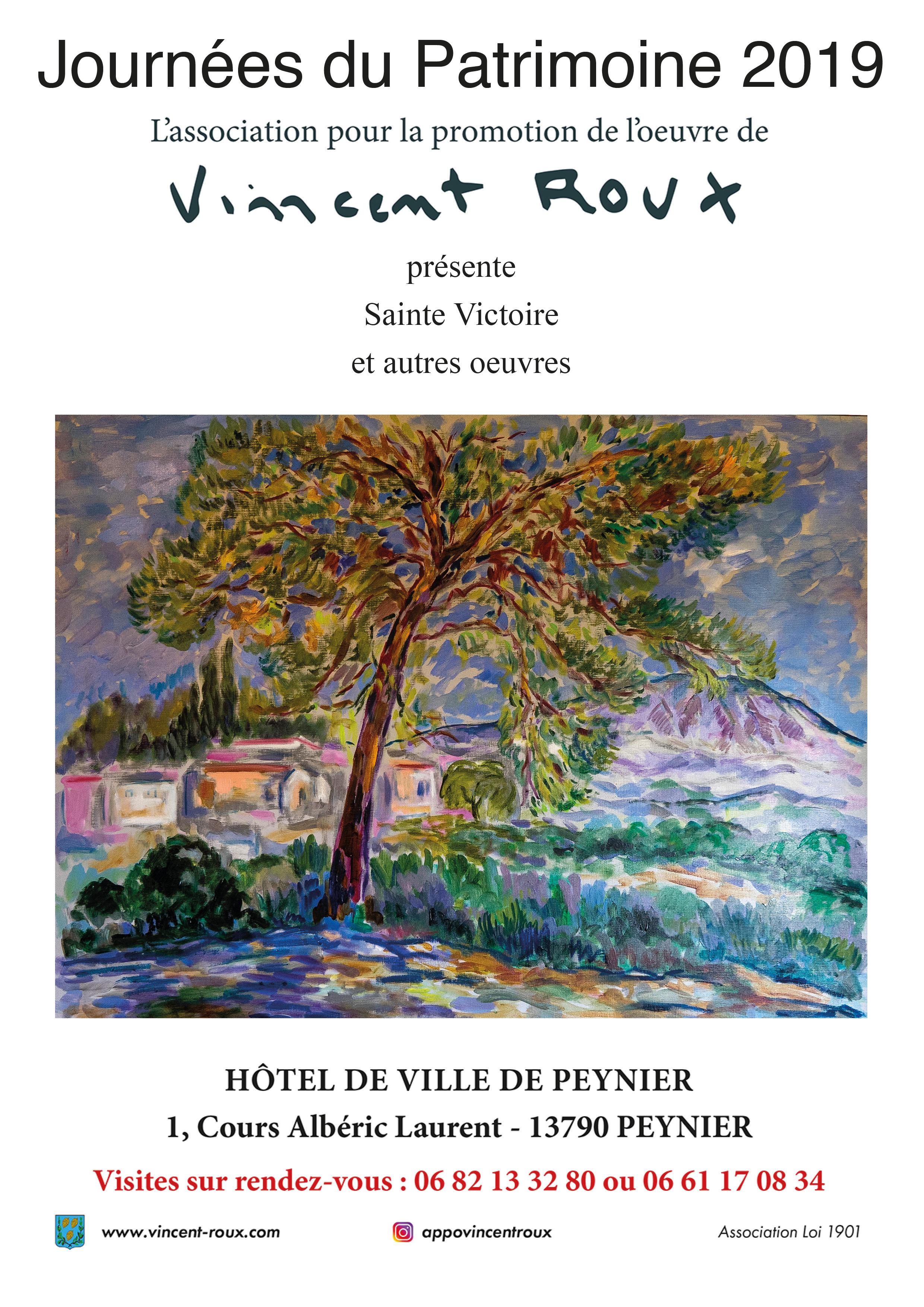 Affiche Sainte Victoire