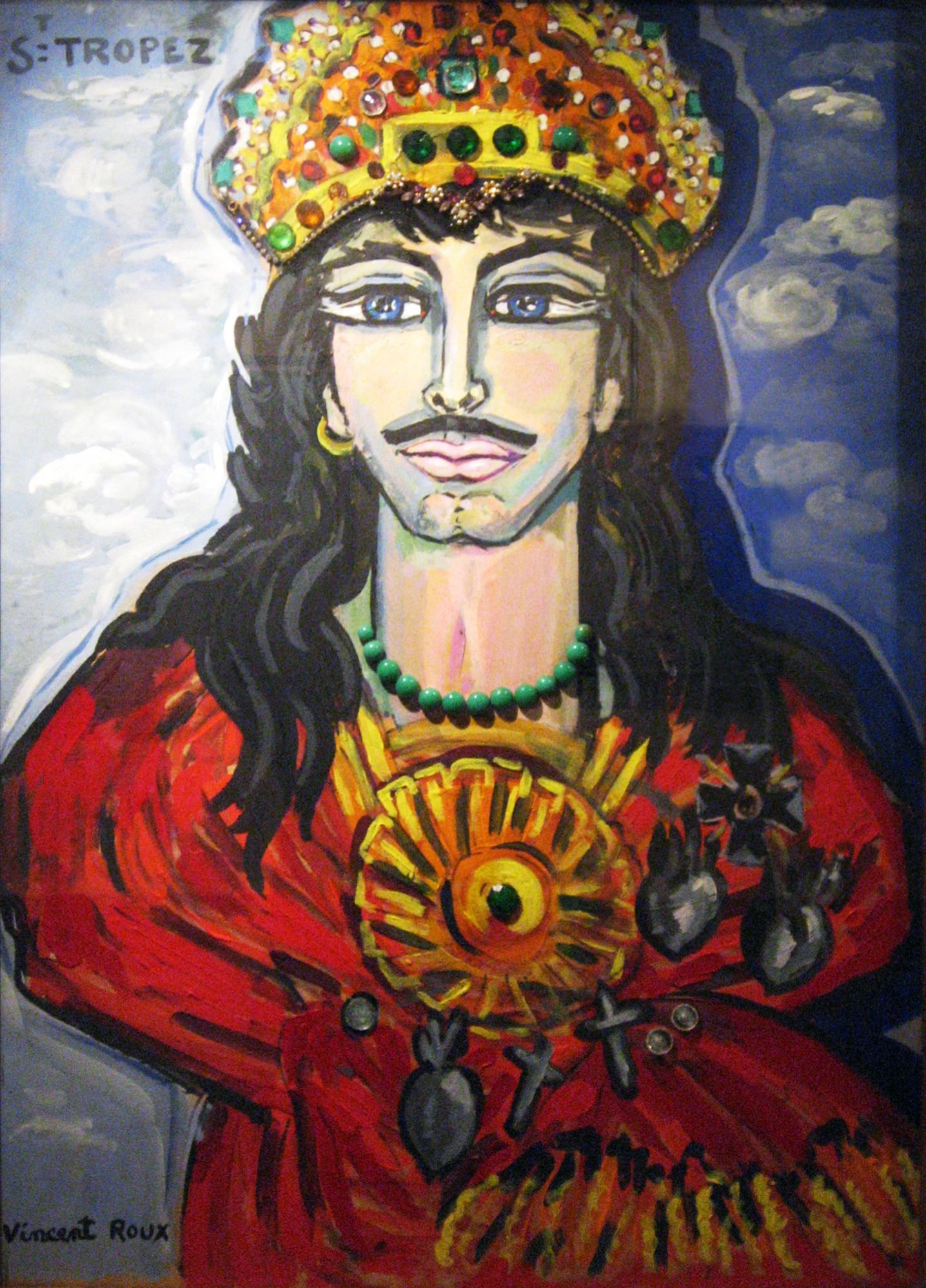 """Portrait de """"Saint-Tropez"""""""