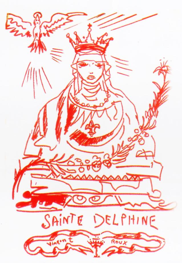 Sainte Delphine