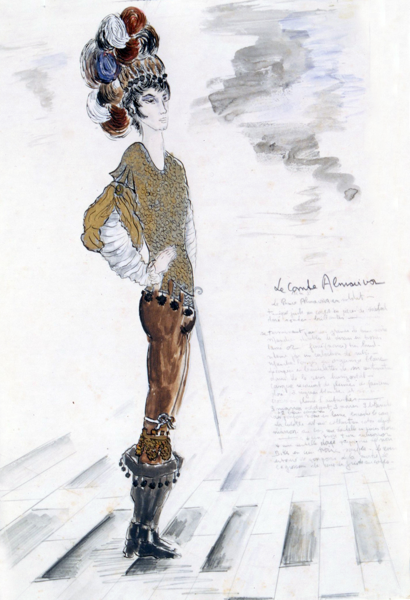 Comte Almaviva