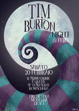 Tim Burton Night