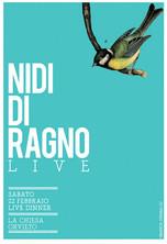 Nidi di Ragno Live