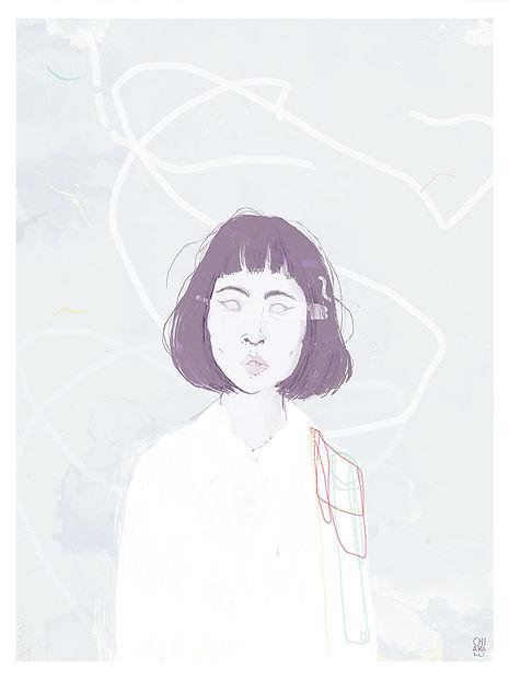 Melancholy - personal work