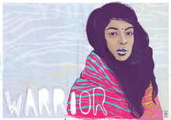 Warrior - M.I.A.