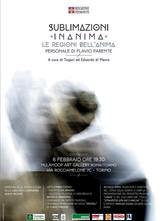 Sublimazioni -Inanima - Le regioni dell'anima