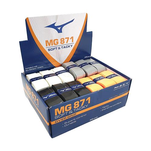 MG871: SOFT & TACKY