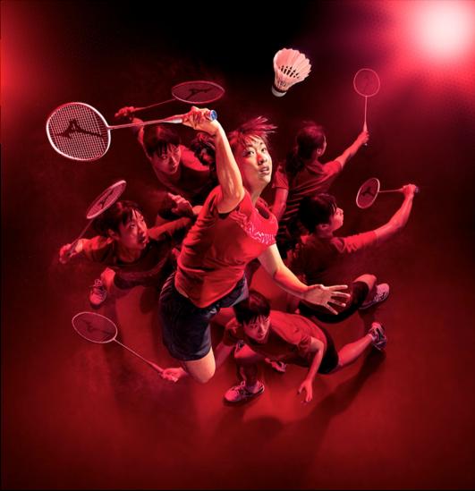 Nozomi Okuhara  (Affiliated with the Nihon Unisys Badminton Team)