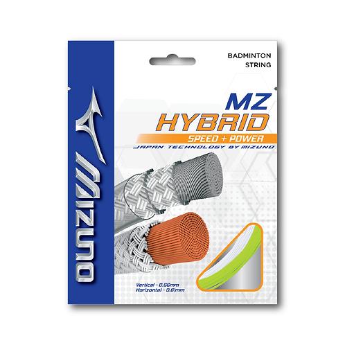 MZ HYBRID: SPEED + POWER
