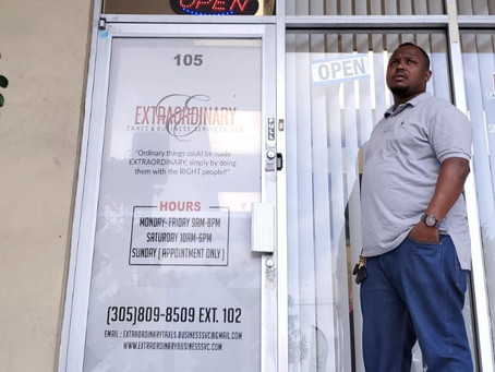 Entrepreneur, Maurice Hanks, Uses Barber Business and Cycling Advocacy to Improve Community