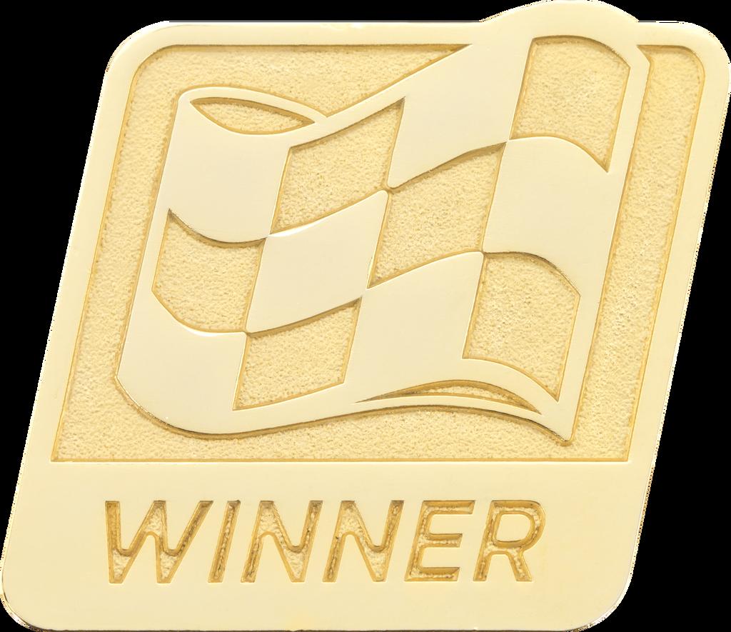 winner pin