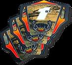 MX Trophies Plates