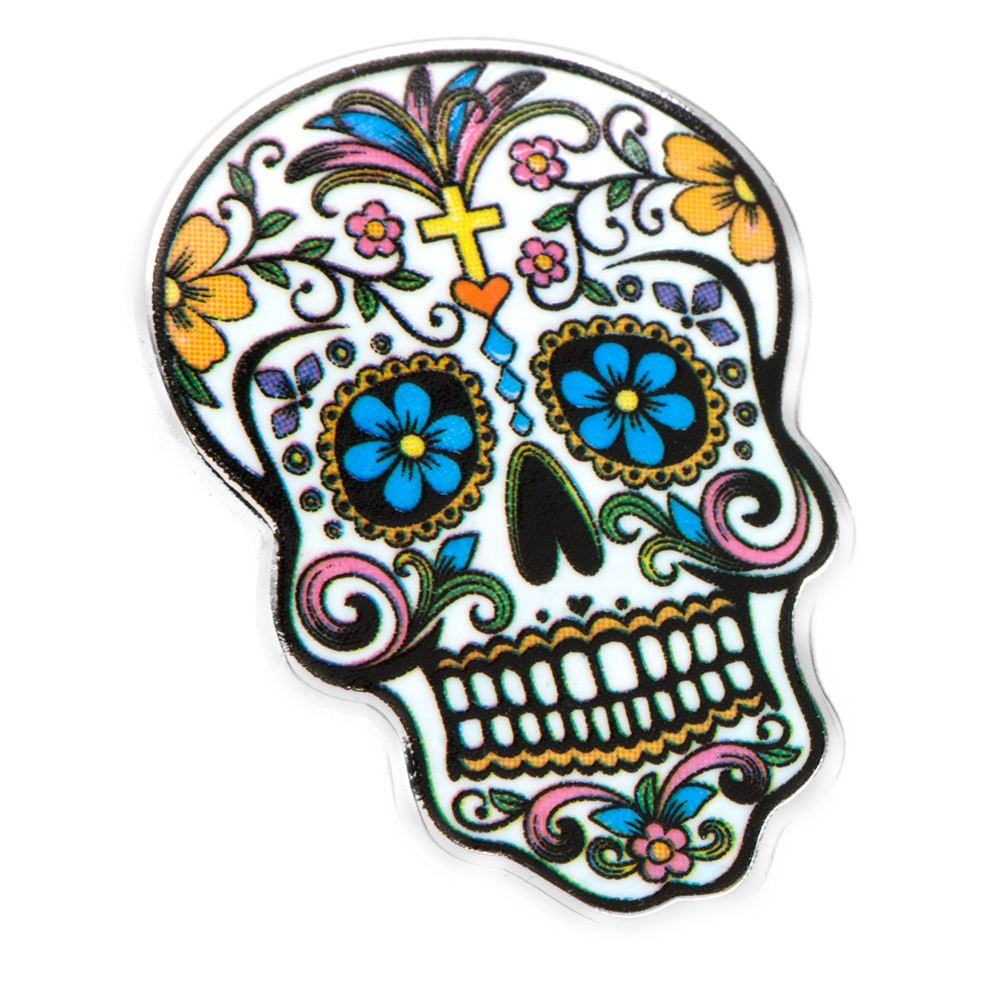 DAY OF DEAD PIN
