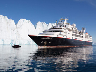 One-Of-A-Kind offer with Silversea Expeditions