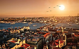 Athens to Istanbul