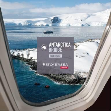 Silversea Antarctica Bridge