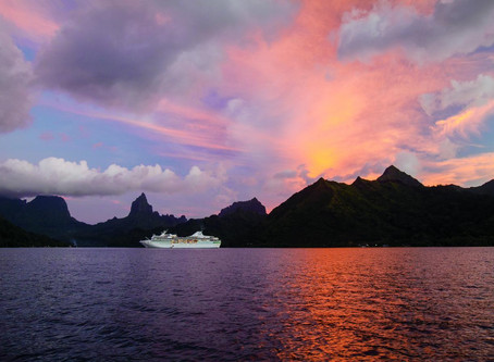 Join Us For A Tahitian Escape!