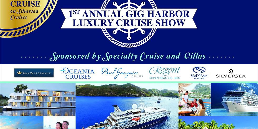 1st Annual Gig Harbor Luxury Cruise Show