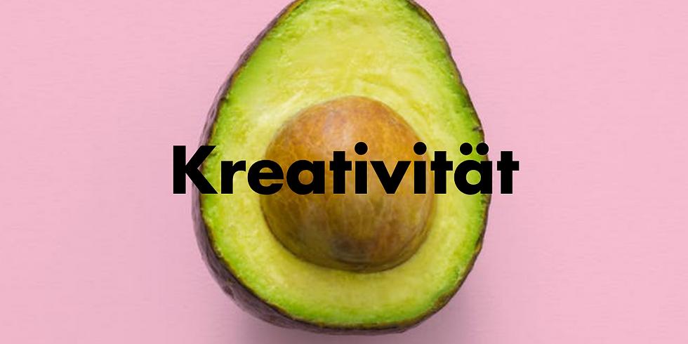 Sei Dein kreativstes Ich!