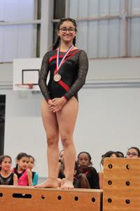 Lina finale individuelle 3ème