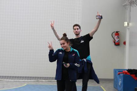 Alexiane et Yanis